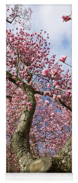 Crooked Magnolia Yoga Mat