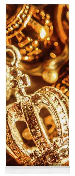 Crown Jewels Yoga Mat