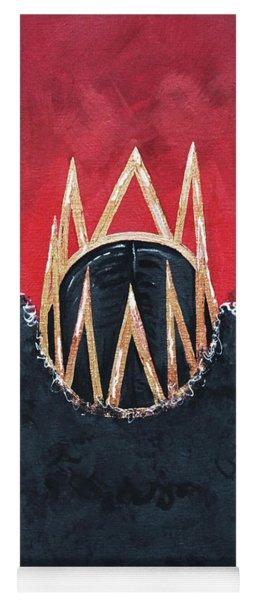 Crowned Royal Yoga Mat
