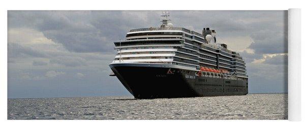 Cruise Sip On The Open Sea Yoga Mat