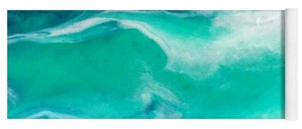 Crystal Wave12 Yoga Mat