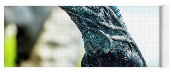 Ctenosaura Yoga Mat