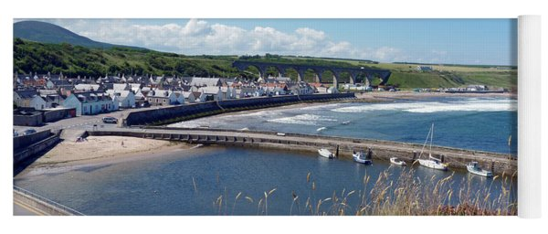 Cullen - Fishertown And Viaduct Yoga Mat