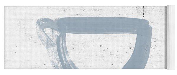 Cup Of Oolong Tea- Art By Linda Woods Yoga Mat