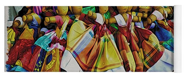 Curacao Girls Yoga Mat