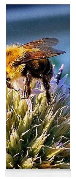 Curious Bee Yoga Mat