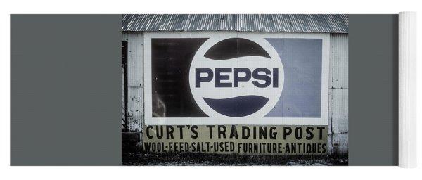 Curt's Trading Post Yoga Mat