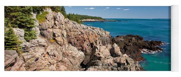 Cutler Cliffs 1 Yoga Mat