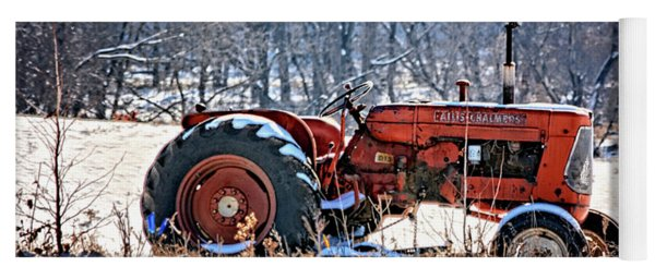 D15 Allis Chalmers Yoga Mat