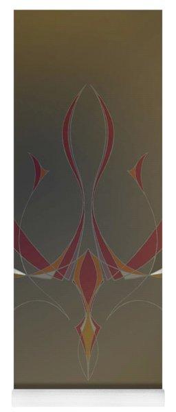 Da Vinci Spider Yoga Mat