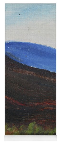 Dagrar Over Salenfjallen- Shifting Daylight Over Distant Horizon 2 Of 10_0035 50x40 Cm Yoga Mat