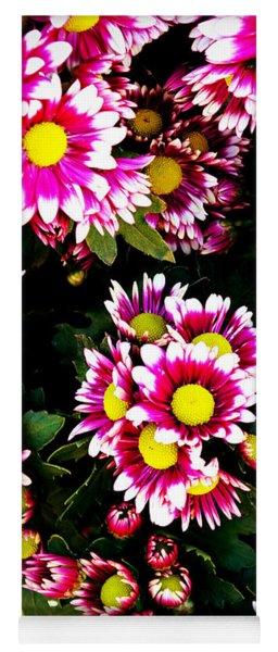 Daisy Garden Blossom Yoga Mat