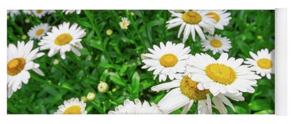 Daisy Garden Yoga Mat