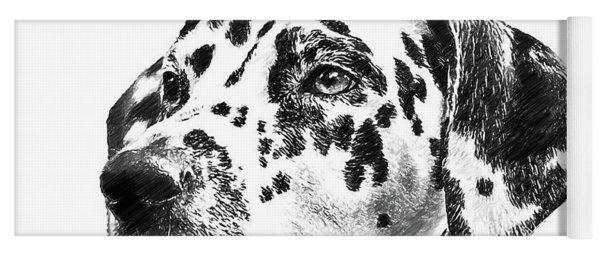 Dalmatians - Dwp765138 Yoga Mat