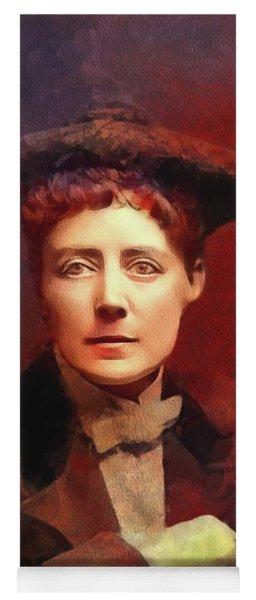 Dame Ethel Smyth, Suffragette And Composer Yoga Mat