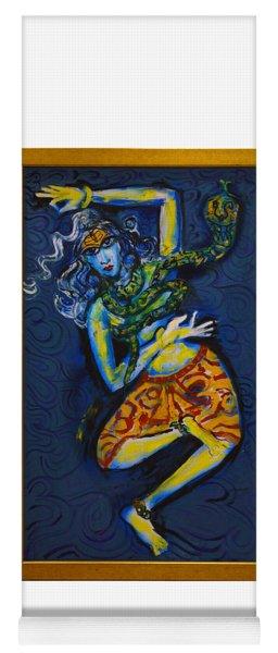 Dancing Shiva Yoga Mat