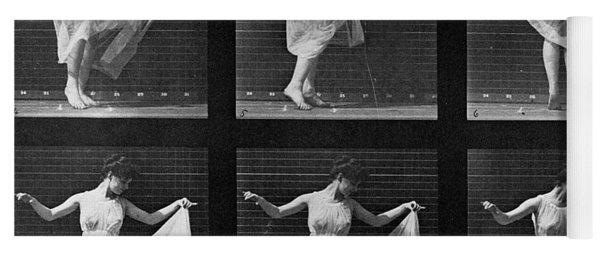 Dancing Woman Yoga Mat