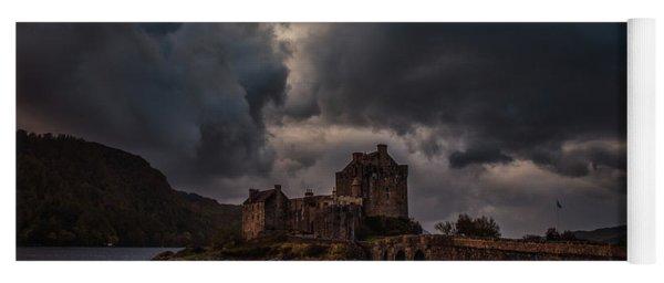 Dark Clouds #h2 Yoga Mat