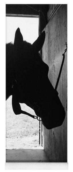 Dark Horse Yoga Mat