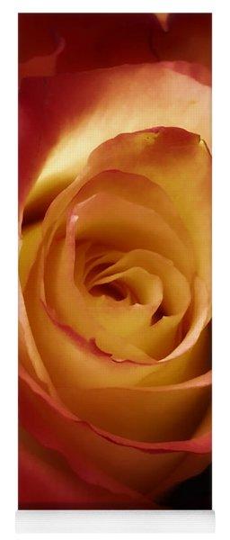 Dark Rose Yoga Mat