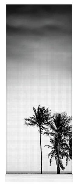 Dark Winds Rising Yoga Mat