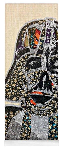 Darth Vader Star Wars Afrofuturist Collection Yoga Mat