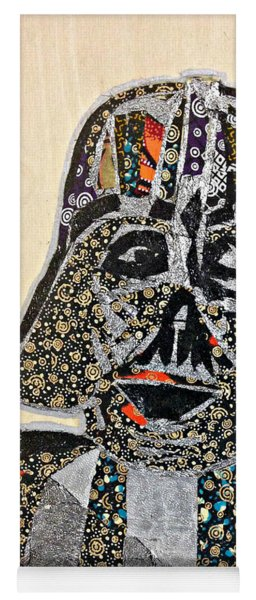 Darth Vader Star Wars Afrofuturist Collection Yoga Mat