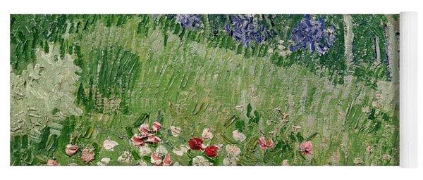 Daubigny's Garden Yoga Mat