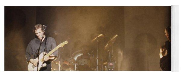 David Gilmour Live Yoga Mat