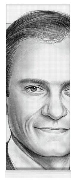 David Hyde Pierce Yoga Mat