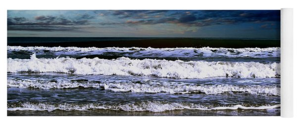 Dawn Of A New Day Seascape C2 Yoga Mat