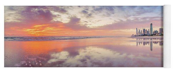 Daybreak In Paradise Yoga Mat