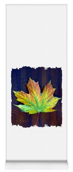 Days Of Autumn 2 Yoga Mat