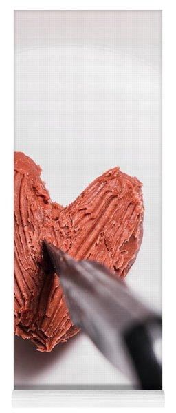 Death By Chocolate Yoga Mat