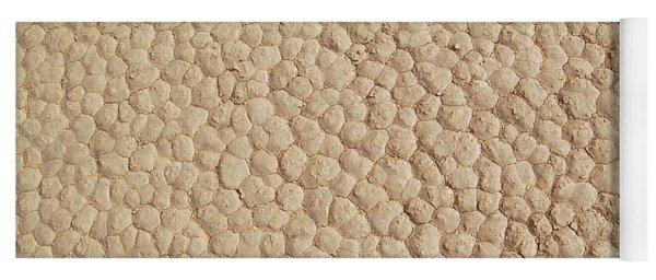 Death Valley Mud Yoga Mat