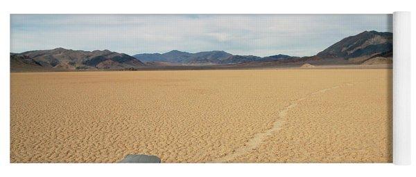 Death Valley Ractrack Yoga Mat
