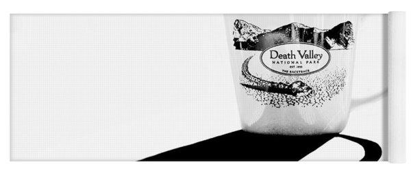 Death Valley Shadow Yoga Mat