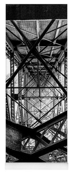 Deception Pass Bridge Yoga Mat