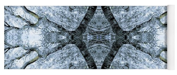 Deciduous Dimensions Yoga Mat