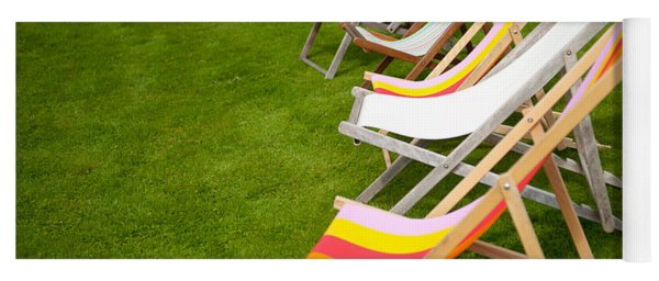 Deck Chairs Yoga Mat