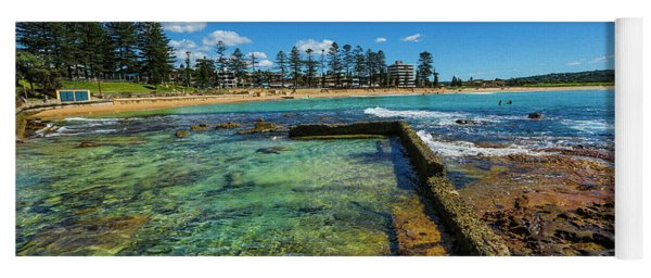 Dee Why Rock Pool Yoga Mat