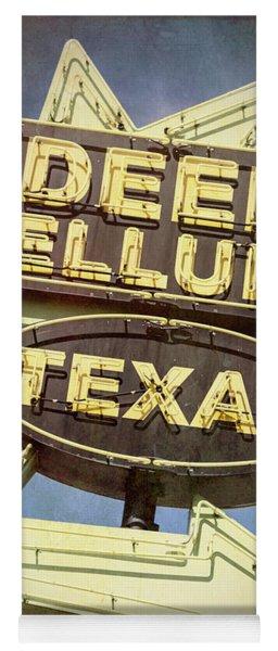 Deep Ellum Texas - #2 Yoga Mat