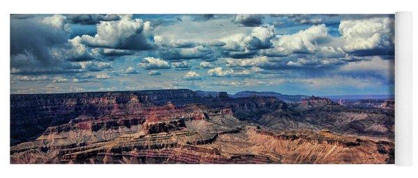 Deep Tones Grand Canyon  Yoga Mat