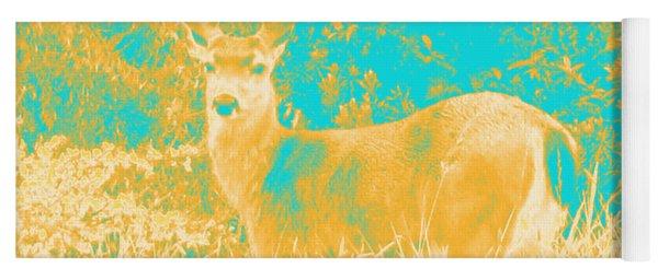 Deer #1 Yoga Mat