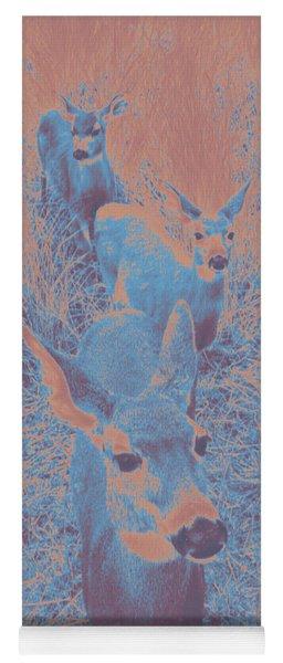 Deer #10 Yoga Mat