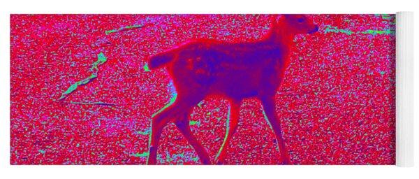 Deer #7 Yoga Mat