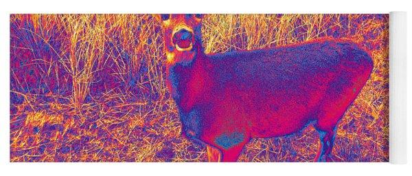 Deer #9 Yoga Mat
