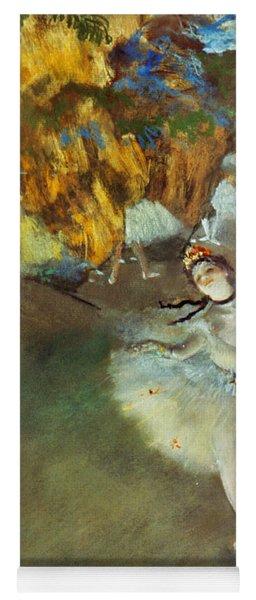 Degas Star, 1876-77. To License For Professional Use Visit Granger.com Yoga Mat