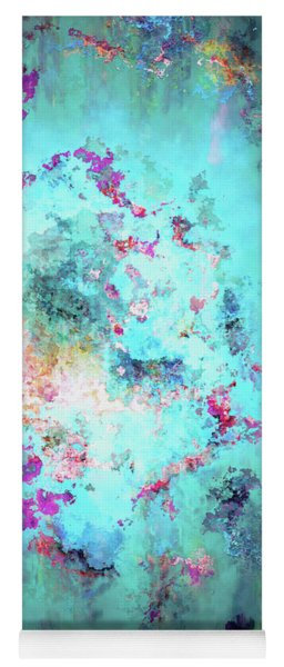 Depths Of Emotion - Abstract Art Yoga Mat