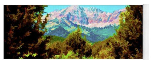 Deseret Peak Yoga Mat